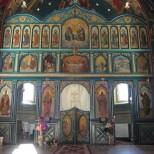Catapeteasma Bisericii Sfanta Treime - Bobalna