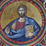 Fresca Bisericii Sfanta Treime - Bobalna