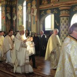 Sfințire Biserică