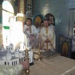 Sfințire Sfânta Masă